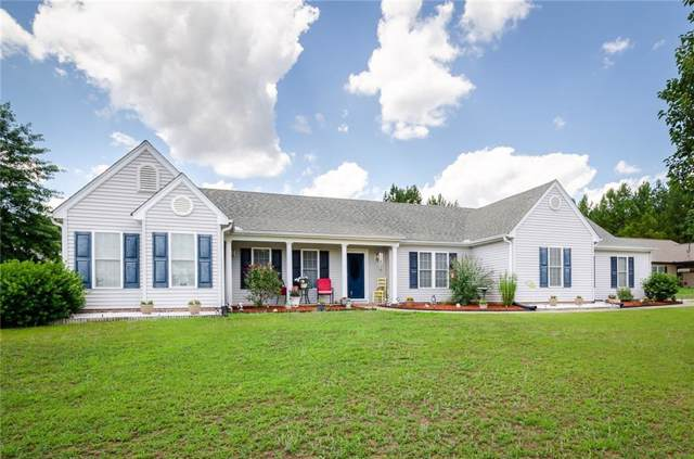 101 Talon Court, Anderson, SC 29621 (MLS #20223067) :: Tri-County Properties at KW Lake Region