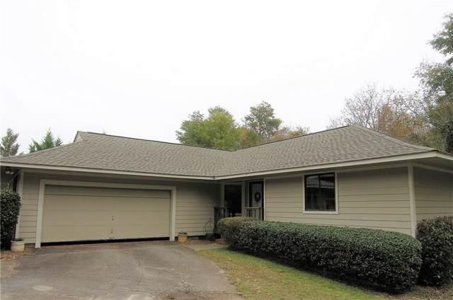 236 Tabor Street, Central, SC 29630 (MLS #20223096) :: Les Walden Real Estate