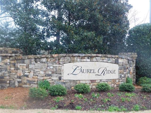 Lot 42 Woods Edge Drive, Seneca, SC 29672 (#20223114) :: Connie Rice and Partners