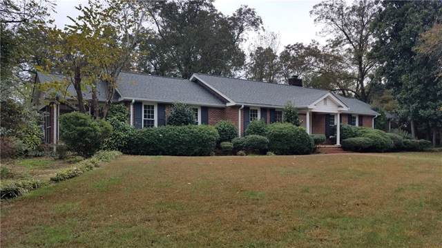 1111 Agnew Road, Starr, SC 29684 (MLS #20223118) :: Tri-County Properties at KW Lake Region