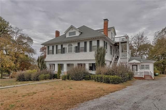 206 Griffin Street, Pickens, SC 29671 (MLS #20223120) :: Les Walden Real Estate