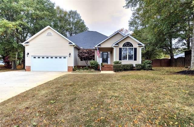 502 Mary Knob Court, Greenville, SC 29607 (MLS #20223154) :: Tri-County Properties at KW Lake Region