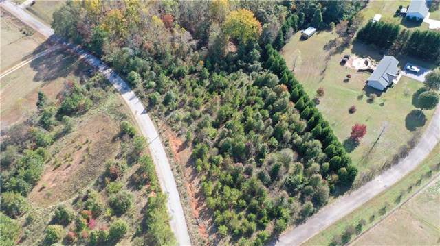 0000 Harper Ridge Road, Seneca, SC 29678 (MLS #20223164) :: Tri-County Properties at KW Lake Region