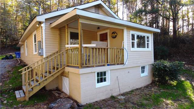 162 Childress Road, Pickens, SC 29671 (MLS #20223170) :: Prime Realty