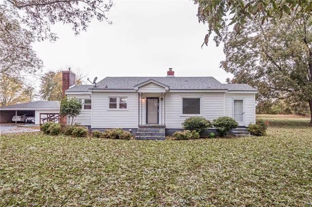 901 Breazeale Road, Liberty, SC 29657 (MLS #20223186) :: Les Walden Real Estate