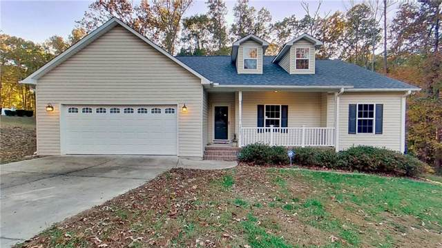 1022 Green Willow Trail, Anderson, SC 29621 (MLS #20223200) :: Tri-County Properties at KW Lake Region
