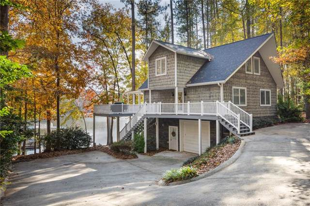 1007 Summer Place, Anderson, SC 29621 (MLS #20223219) :: Tri-County Properties at KW Lake Region