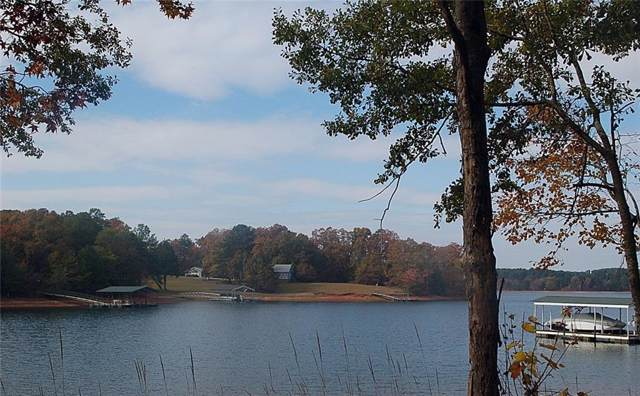 Lot 4 Manor Court, Hartwell, GA 30643 (MLS #20223226) :: The Powell Group