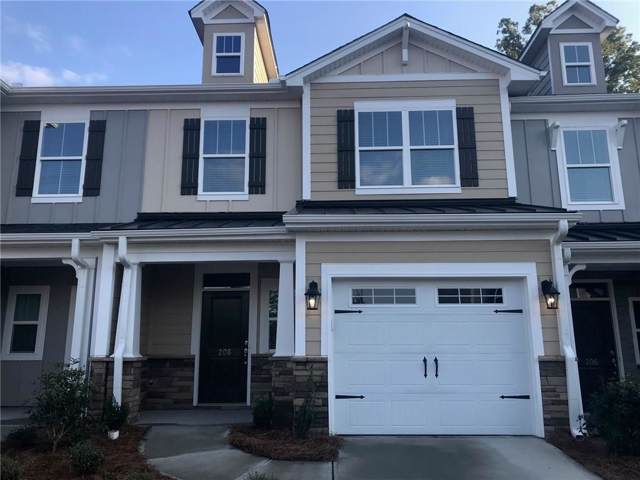 208 Nautique Court, Anderson, SC 29625 (#20223238) :: Connie Rice and Partners