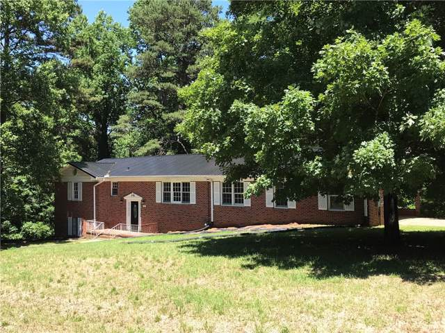 110 Virginia Drive, Liberty, SC 29657 (MLS #20223254) :: The Powell Group