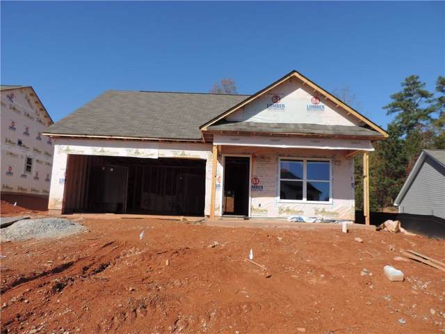 411 Laural Grove Court, Seneca, SC 29678 (#20223268) :: Connie Rice and Partners