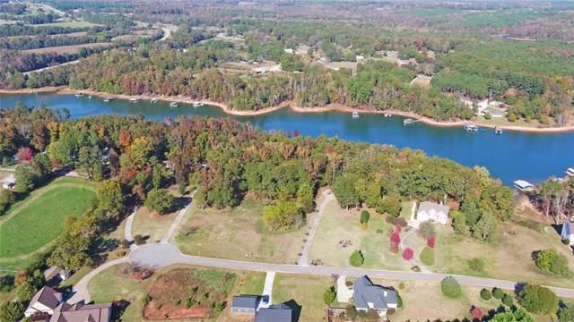 0 York Shores Drive, Hartwell, GA 30643 (MLS #20223270) :: Les Walden Real Estate