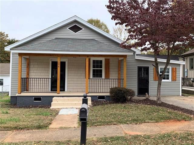 104 Blair Street, Easley, SC 29640 (MLS #20223275) :: Tri-County Properties at KW Lake Region
