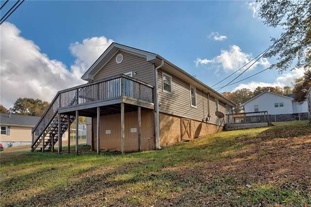 114 Jones Street, Pickens, SC 29671 (MLS #20223290) :: Les Walden Real Estate