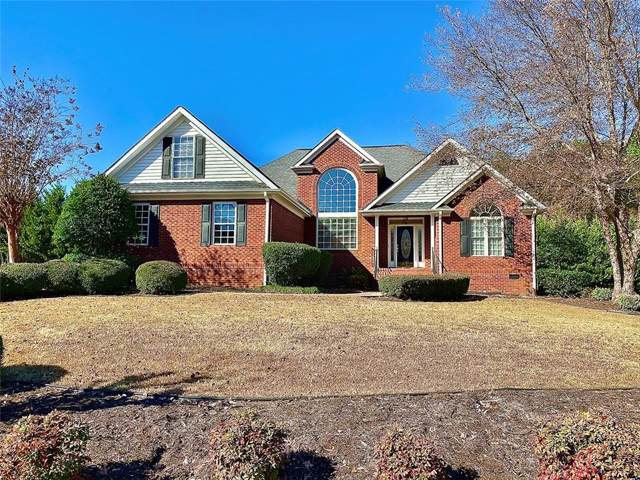 102 Ashe Court, Easley, SC 29642 (#20223319) :: Connie Rice and Partners