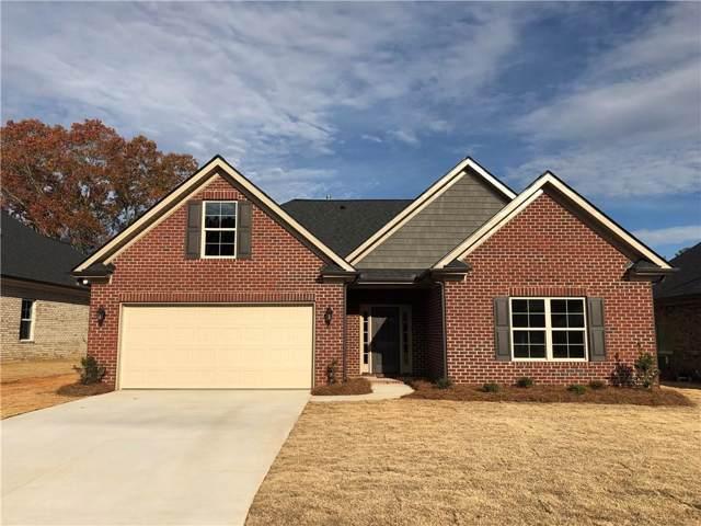 106 Pleasant Hill Drive, Easley, SC 29642 (MLS #20223328) :: Tri-County Properties at KW Lake Region