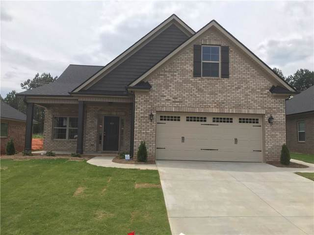 105 Pleasant Hill Drive, Easley, SC 29642 (MLS #20223329) :: Tri-County Properties at KW Lake Region