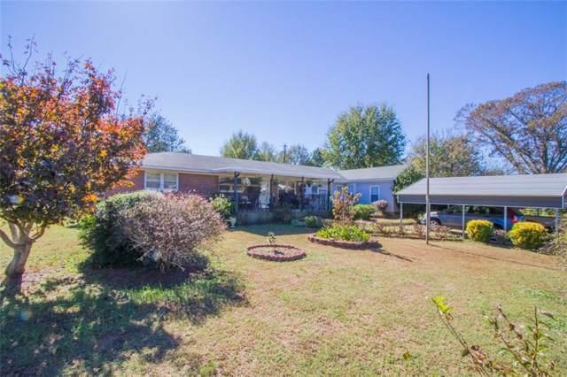 107 Brady Circle, Starr, SC 29684 (MLS #20223335) :: Tri-County Properties at KW Lake Region