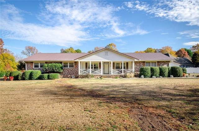 1120 Concord Road, Anderson, SC 29621 (MLS #20223348) :: Tri-County Properties at KW Lake Region