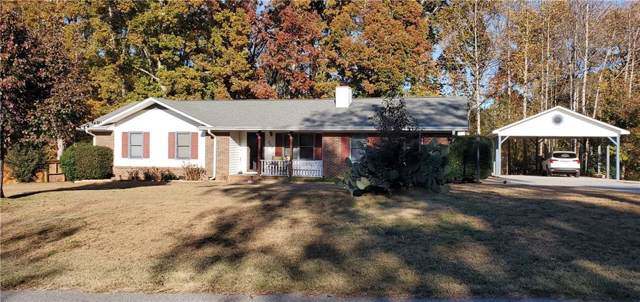 302 Timber Lane, Anderson, SC 29621 (MLS #20223356) :: Tri-County Properties at KW Lake Region
