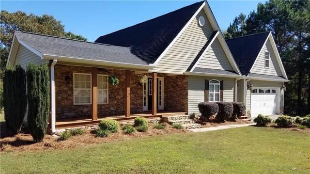 179 Praters Creek Road, Pickens, SC 29671 (MLS #20223373) :: Les Walden Real Estate