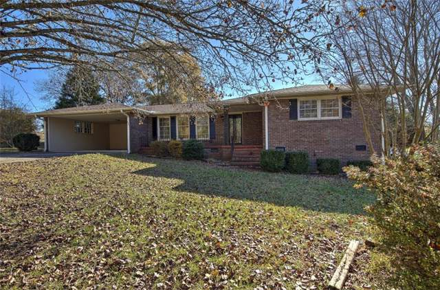 609 Parkwood Drive, Anderson, SC 29625 (MLS #20223374) :: Tri-County Properties at KW Lake Region