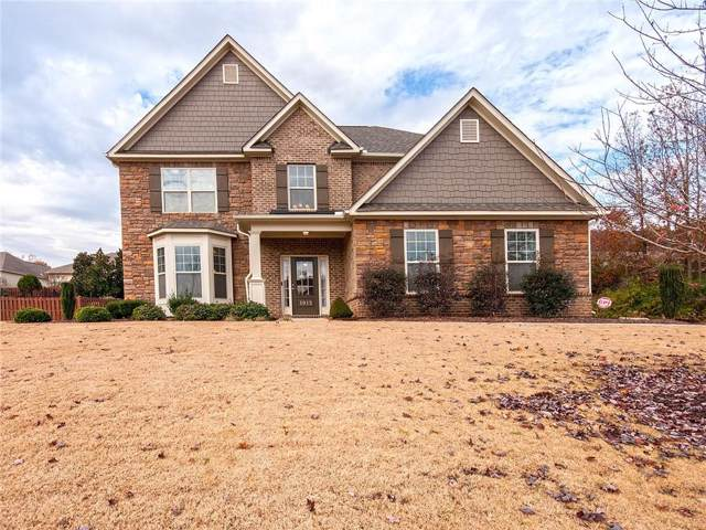 1013 Winmar Drive, Anderson, SC 29621 (MLS #20223379) :: Tri-County Properties at KW Lake Region