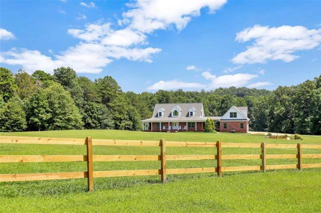 190 Kelseys Mill Road, Campobello, SC 29322 (MLS #20223402) :: Les Walden Real Estate