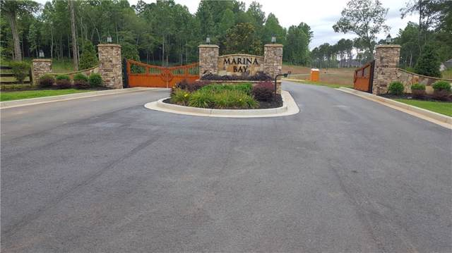 Lot 33 Marina Bay (Lake View) Drive, Seneca, SC 29672 (#20223455) :: J. Michael Manley Team