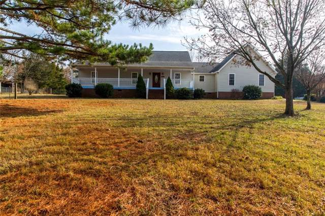 133 Turner Road, Starr, SC 29684 (MLS #20223470) :: Tri-County Properties at KW Lake Region