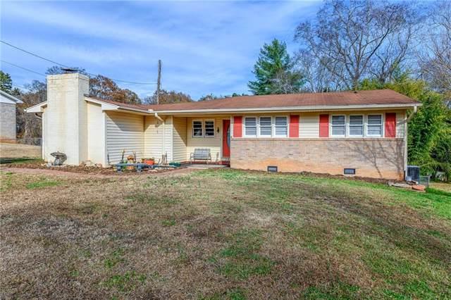 204 Edens Road, Pickens, SC 29671 (MLS #20223472) :: Les Walden Real Estate