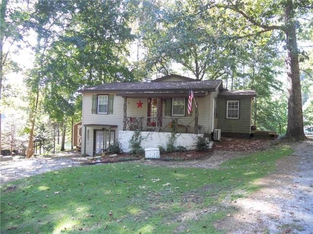 396 Big Rock Lake Road, Pickens, SC 29671 (MLS #20223497) :: The Powell Group