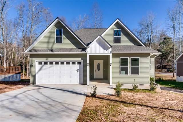 402 Canebrake Drive, Anderson, SC 29621 (MLS #20223514) :: Tri-County Properties at KW Lake Region
