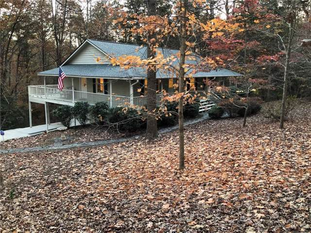 156 Sweet Gum Drive, Westminster, SC 29693 (MLS #20223523) :: Tri-County Properties at KW Lake Region