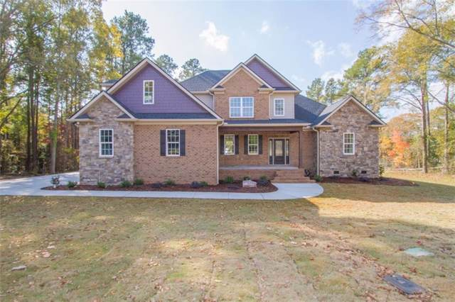 102 Aberdeen Drive, Anderson, SC 29621 (MLS #20223527) :: Tri-County Properties at KW Lake Region