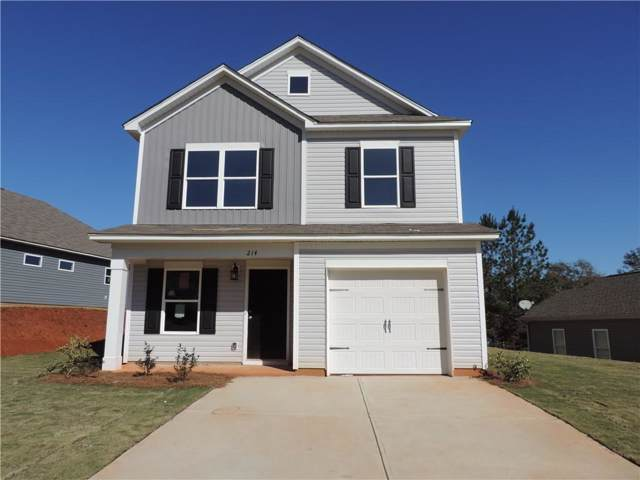 214 Maple Grove Court, Seneca, SC 29678 (MLS #20223546) :: Tri-County Properties at KW Lake Region
