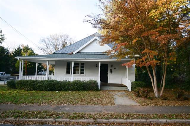 301 Cater Street, Anderson, SC 29621 (MLS #20223549) :: Tri-County Properties at KW Lake Region