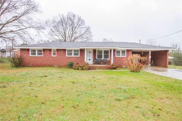 506 Winfield Drive, Anderson, SC 29624 (MLS #20223567) :: Tri-County Properties at KW Lake Region