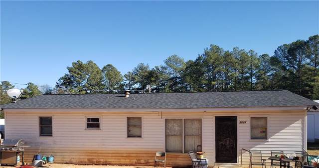 5031 Flat Rock Road, Iva, SC 29655 (MLS #20223586) :: The Powell Group