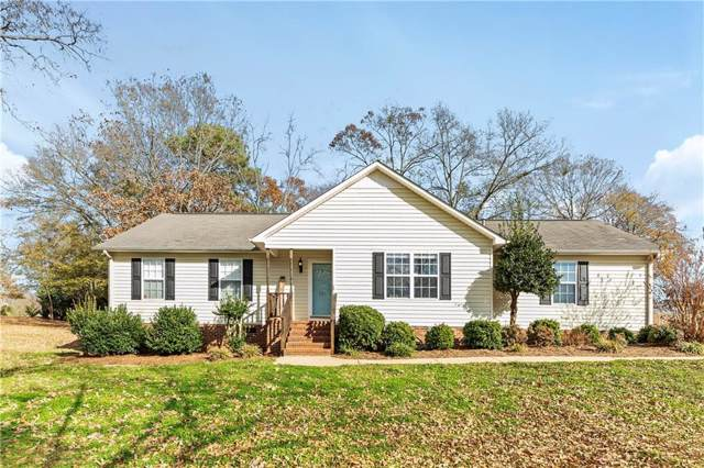107 Shoalview Drive, Anderson, SC 29625 (#20223593) :: Connie Rice and Partners