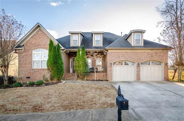 6 Double Crest Drive, Taylors, SC 29687 (MLS #20223602) :: Les Walden Real Estate