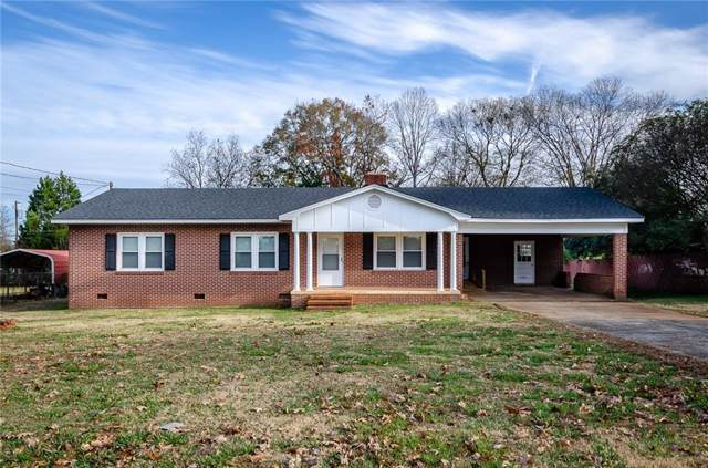 316 Lewis Street, Anderson, SC 29624 (MLS #20223604) :: Tri-County Properties at KW Lake Region