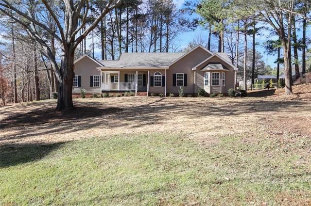 304 Ranch Circle, Piedmont, SC 29673 (MLS #20223614) :: Tri-County Properties at KW Lake Region