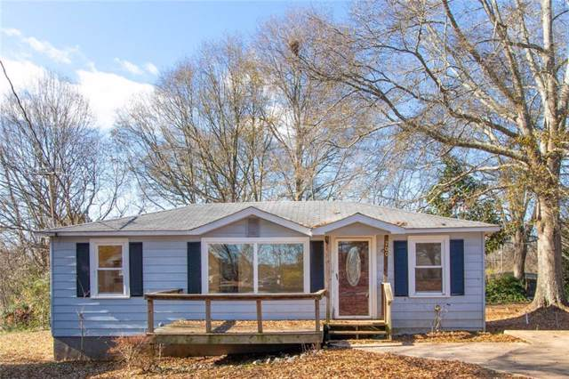 200 Summit Street, Seneca, SC 29678 (MLS #20223631) :: Tri-County Properties at KW Lake Region