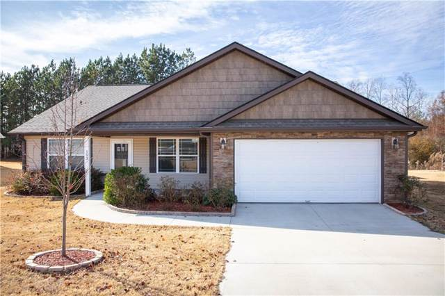 153 Madison Pointe Drive, Seneca, SC 29678 (MLS #20223634) :: Tri-County Properties at KW Lake Region