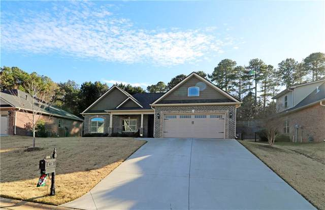 213 Obannon Court, Anderson, SC 29621 (MLS #20223635) :: Tri-County Properties at KW Lake Region