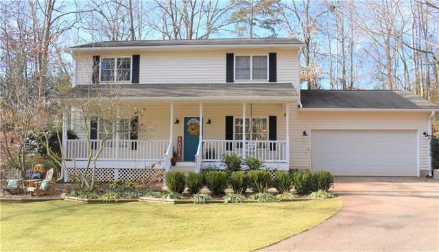 2011 Ridgeview Lane, Seneca, SC 29678 (MLS #20223644) :: Les Walden Real Estate