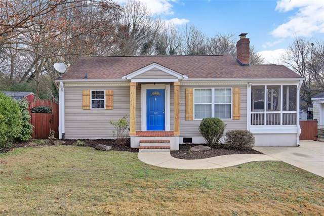 101 Assembly Drive, Greenville, SC 29609 (MLS #20223661) :: The Powell Group