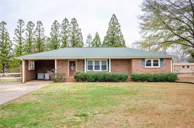 207 Woodfield Road, Belton, SC 29627 (MLS #20223703) :: Les Walden Real Estate