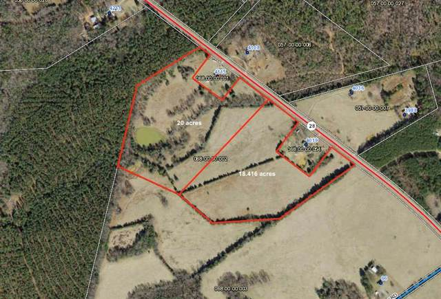 00 Highway 28, Abbeville, SC 29620 (MLS #20223710) :: The Powell Group
